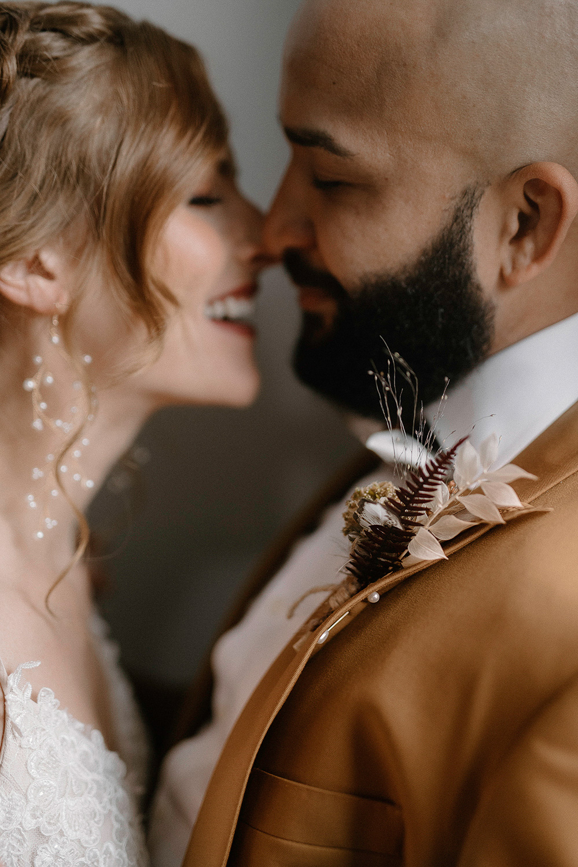 Boho Chic Inspired Wedding