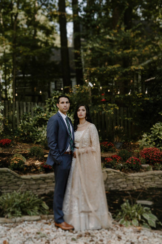 Backyard Indian Wedding