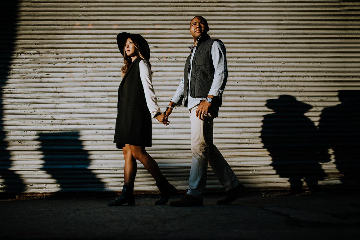 SOHO NY Engagement