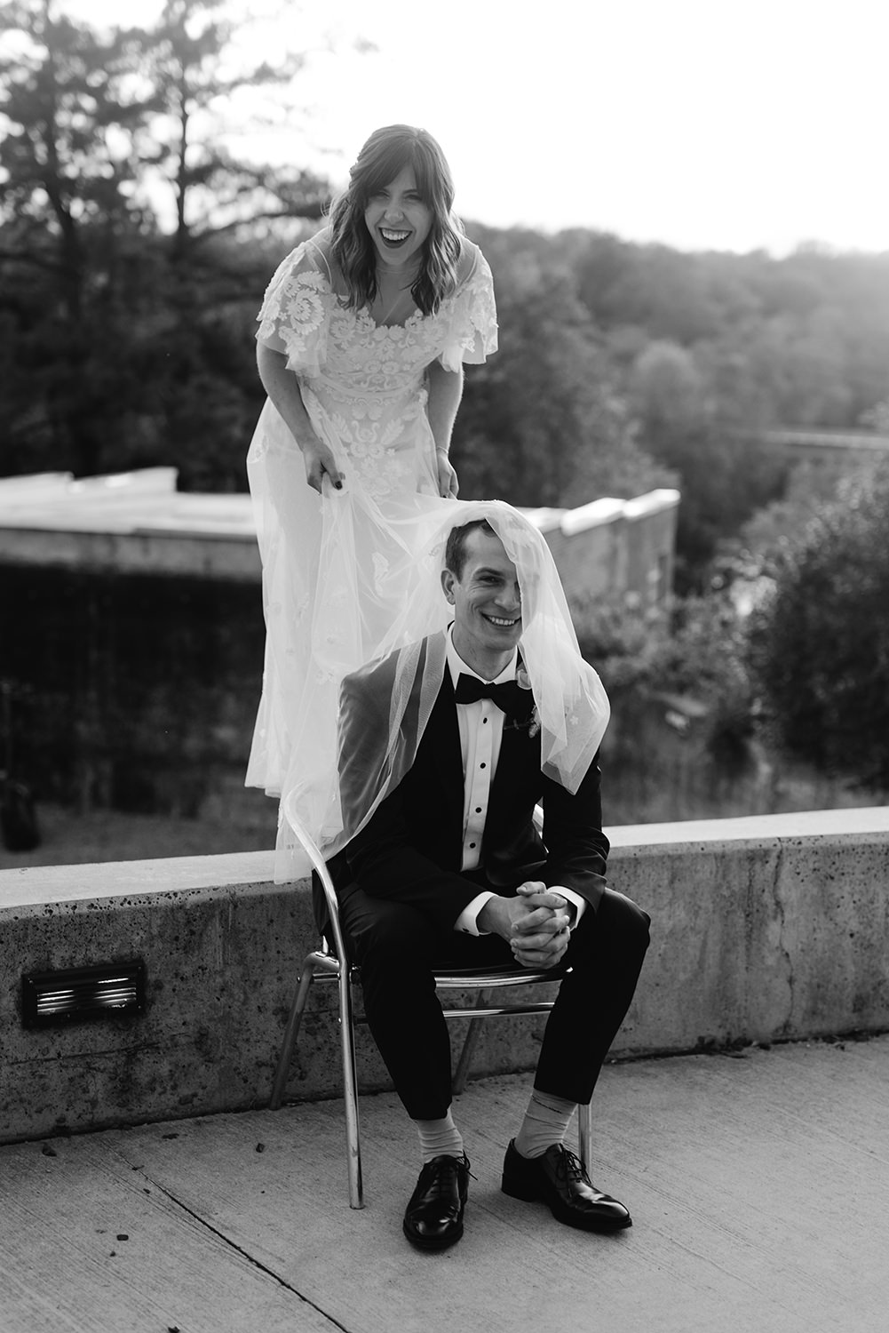 Haw River Ballroom Wedding Photographer