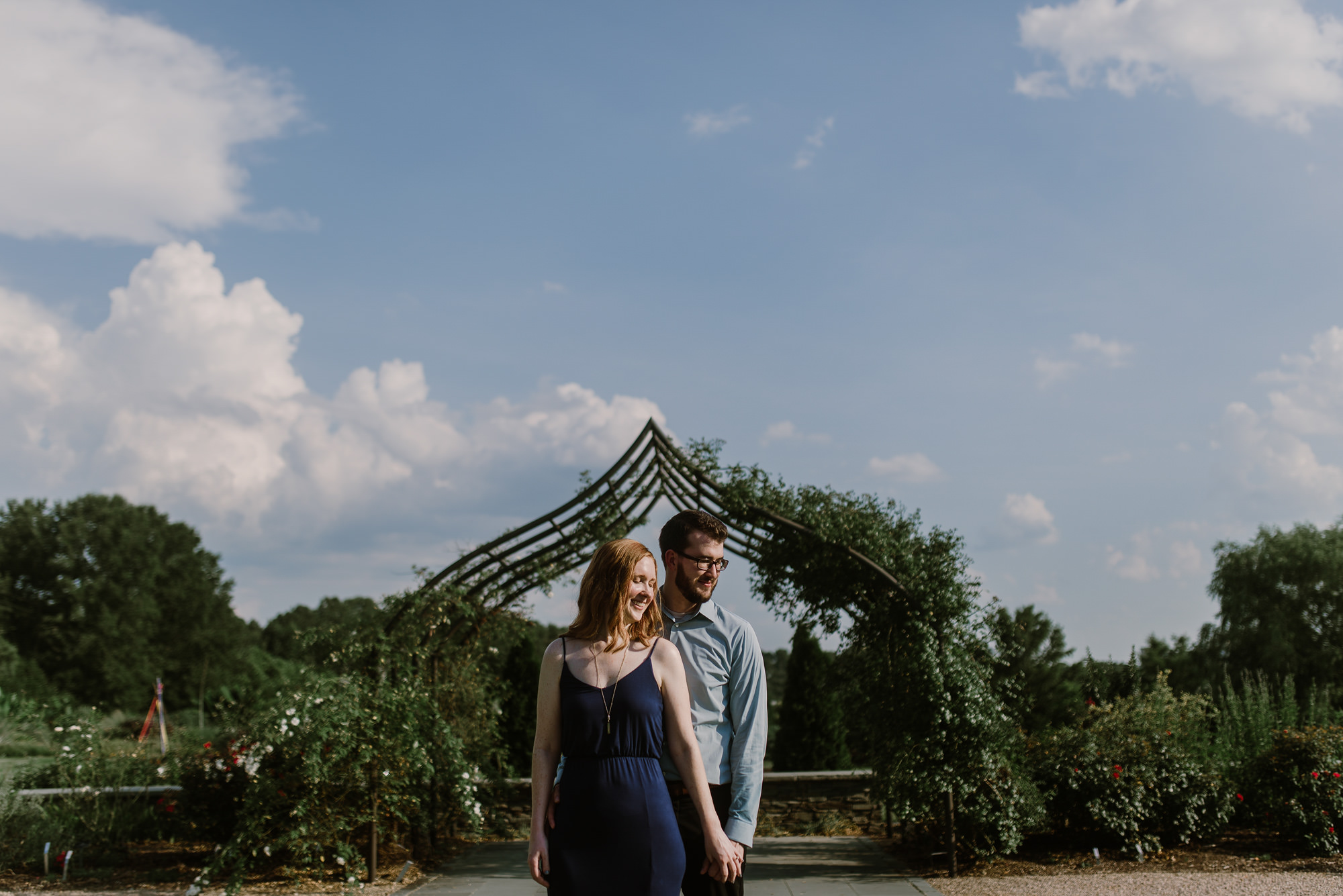 Raleigh NC Engagement Photographer