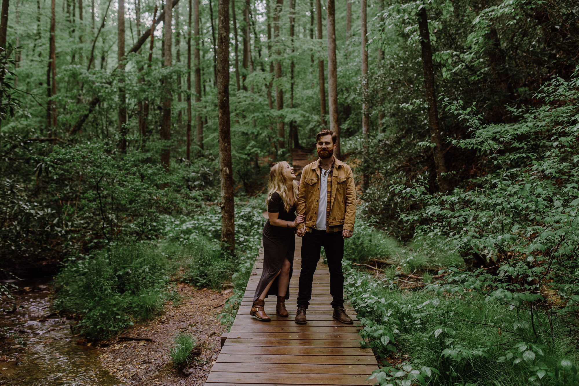 Mountain Elopement in Asheville NC