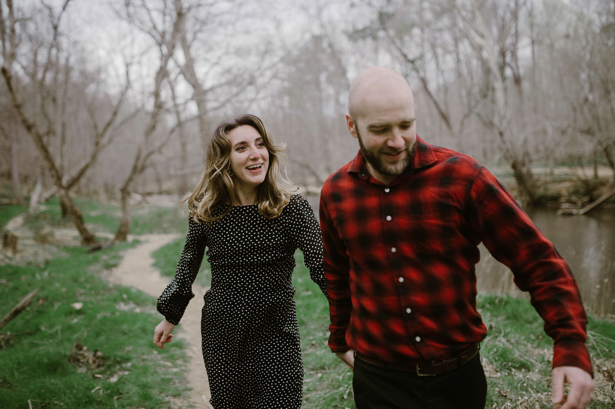 Eno State Park Engagement Session