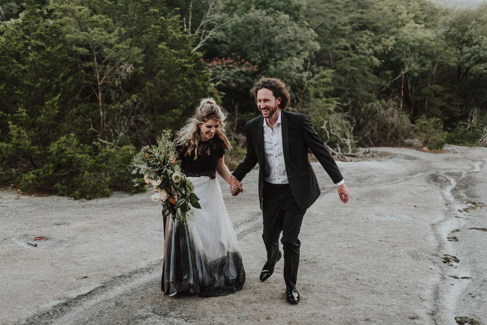 Elopement in the mountains