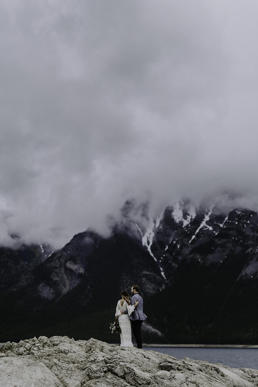 Canadian Rockies Elopement