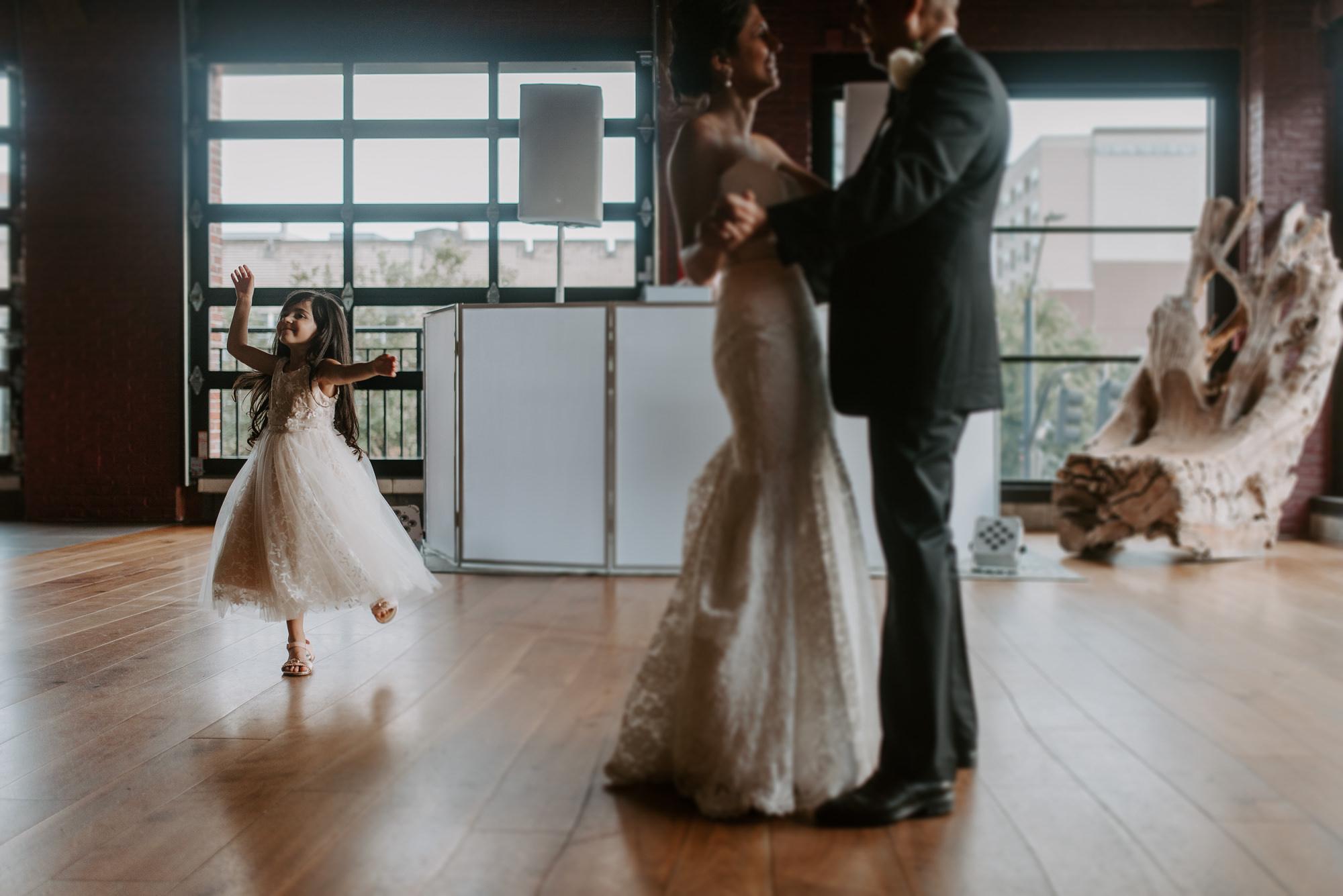 Vidirio Raleigh NC Wedding