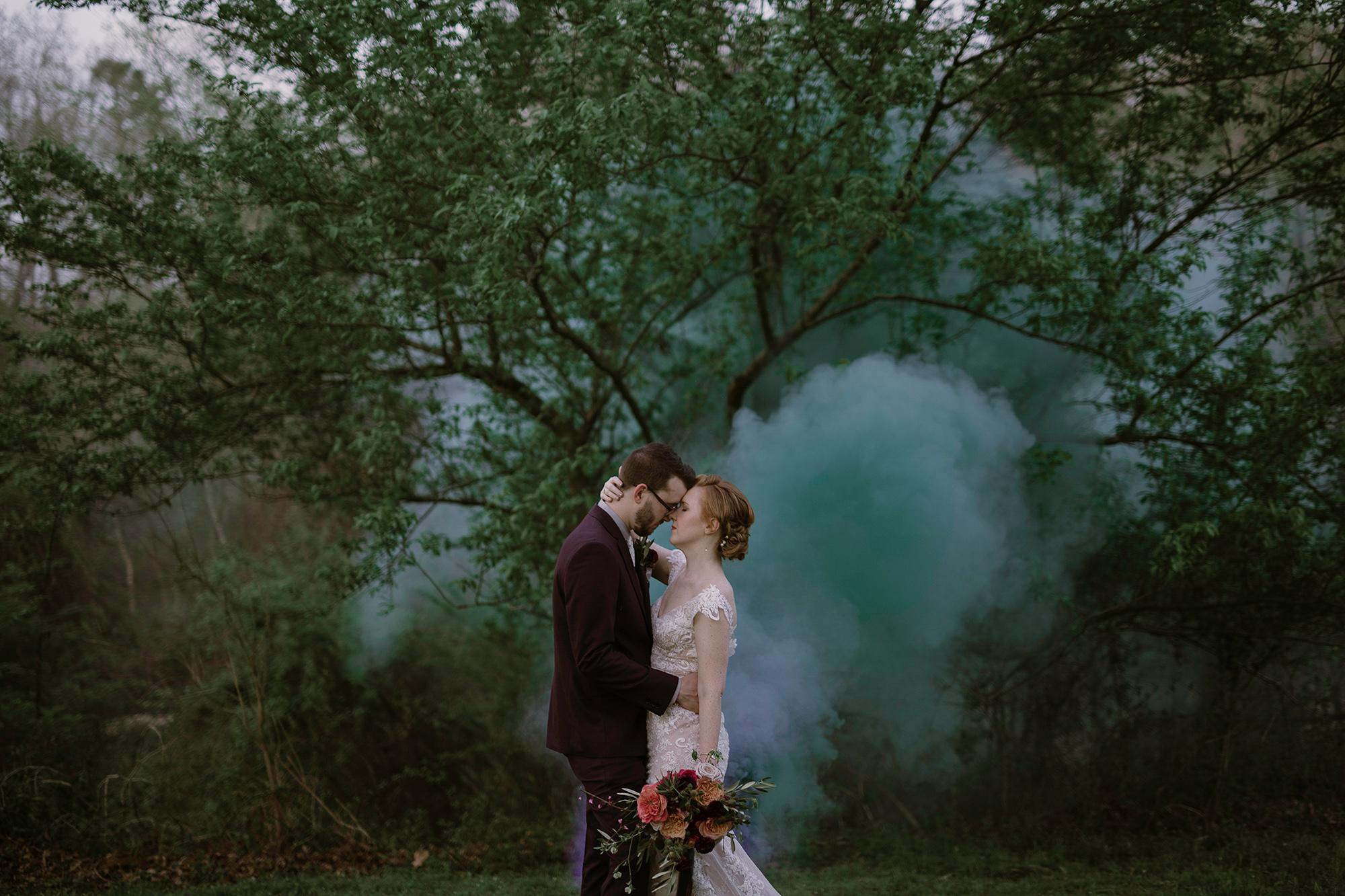High Grove Estate Intimate Wedding