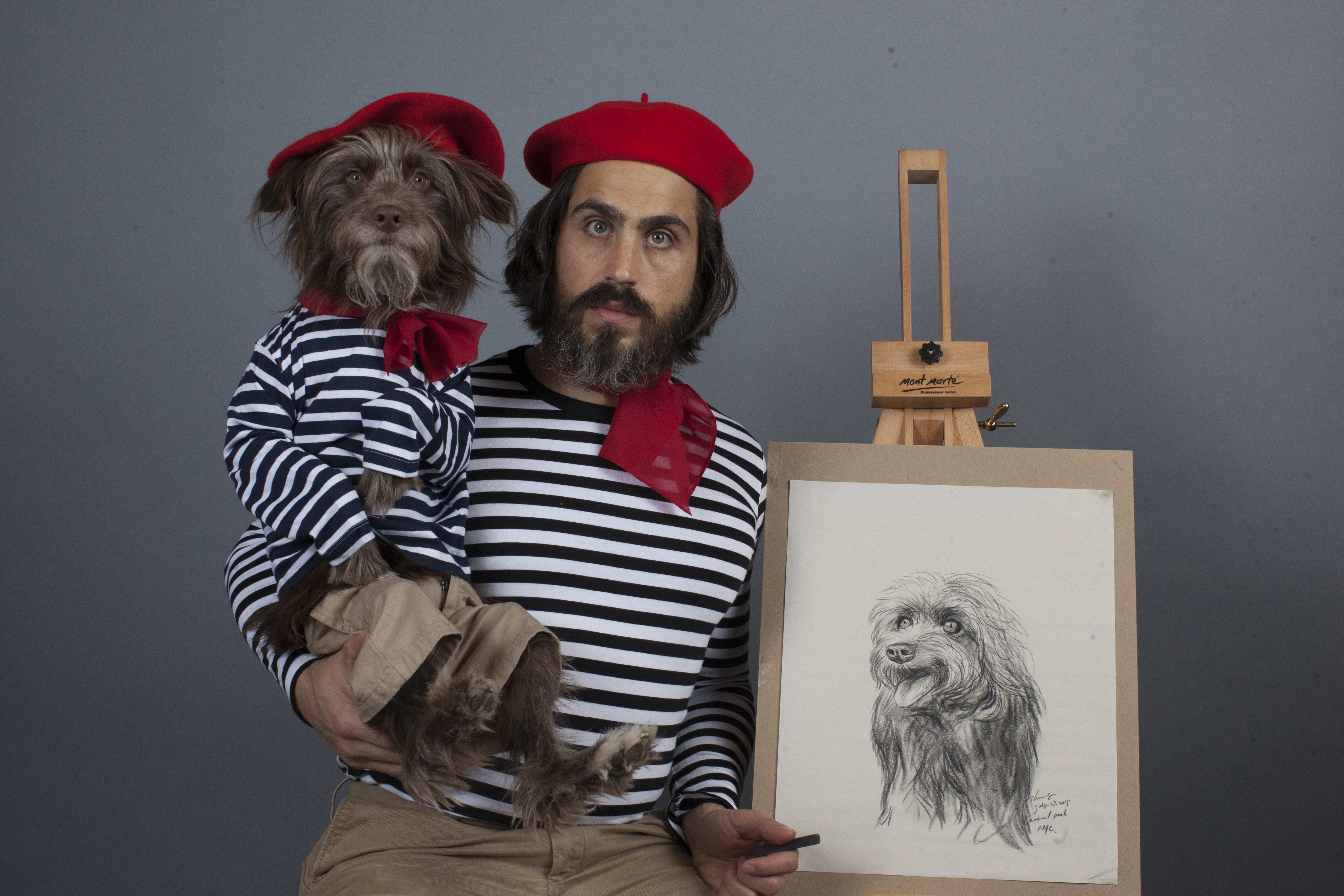 Episode 34: Topher & Rosenberg the dog