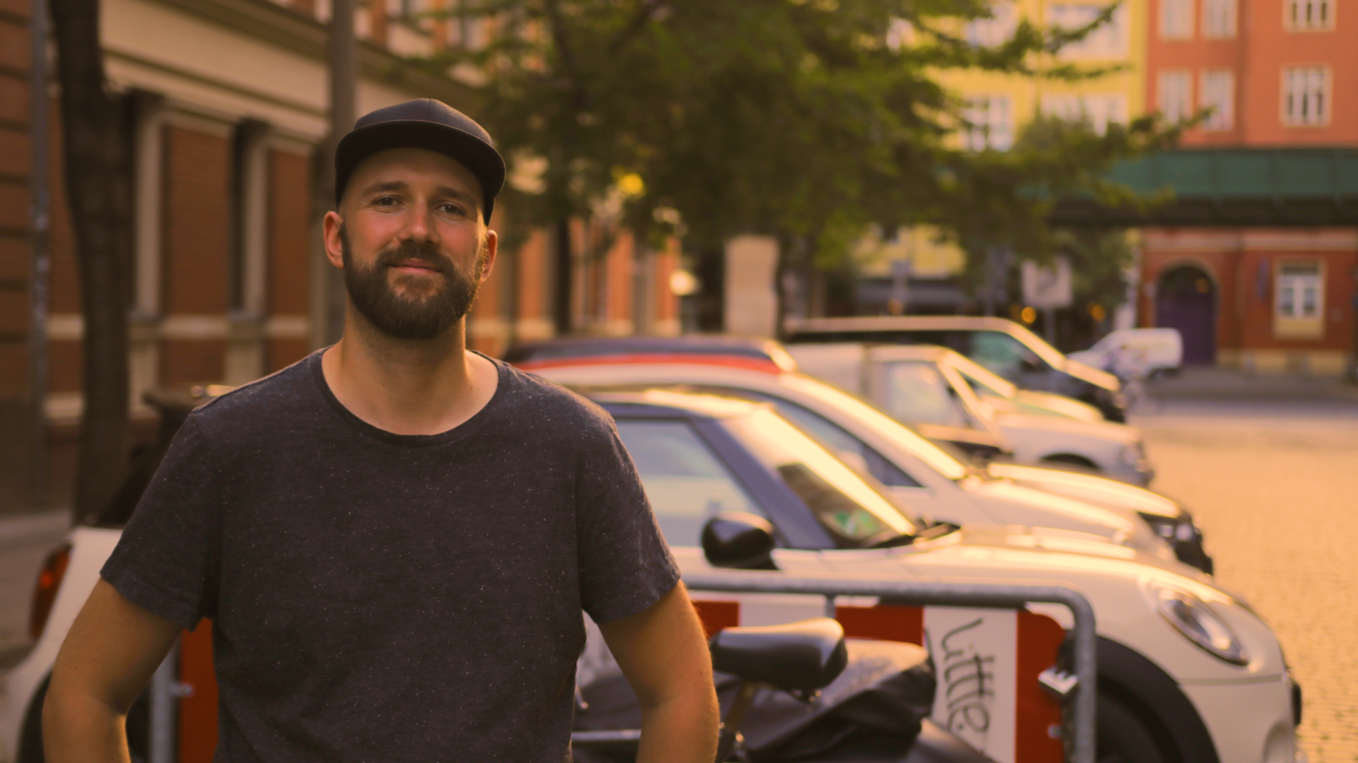 Episode 55: James the Berlin filmmaker