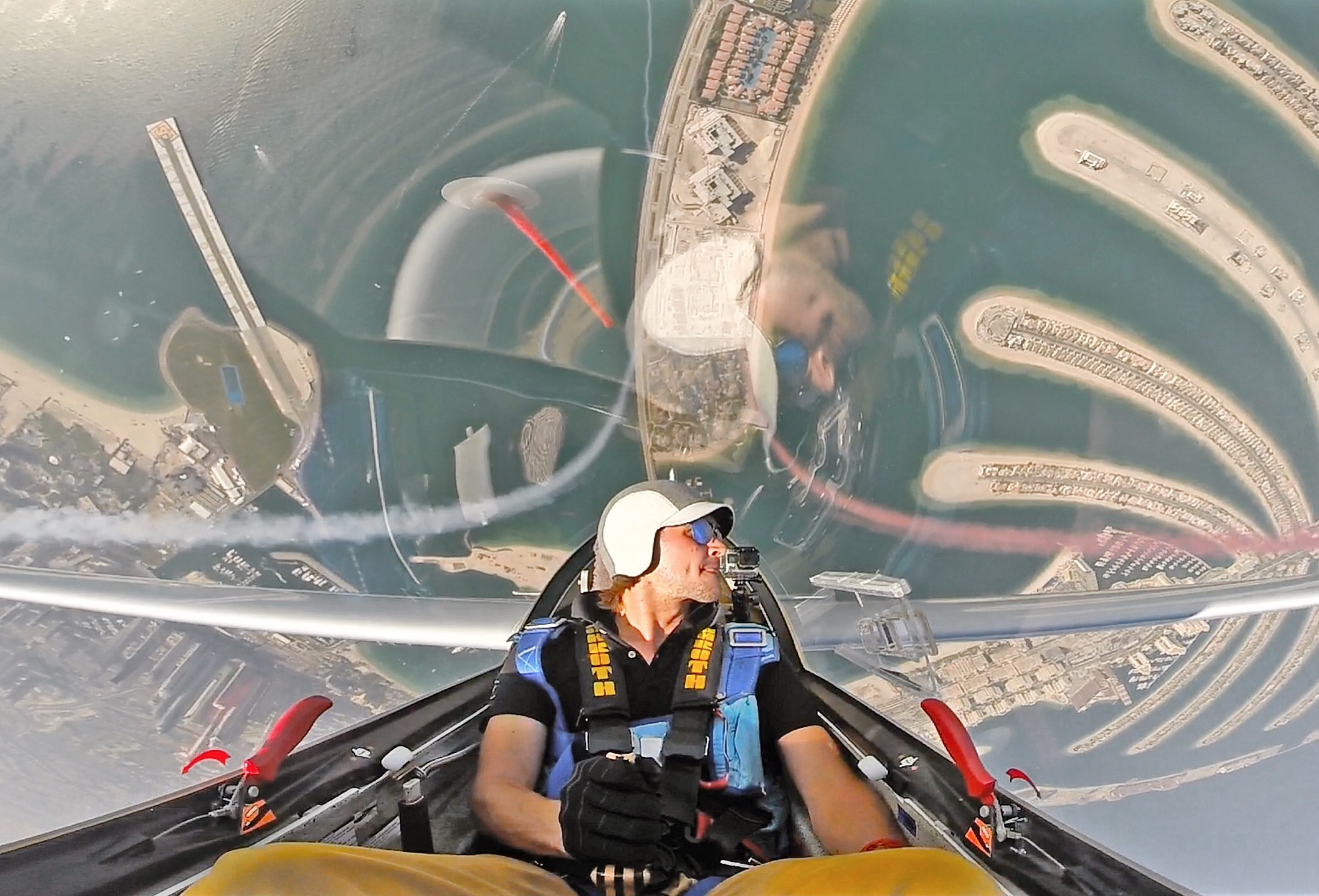 Episode 56: Eric the aerobatic glider pilot