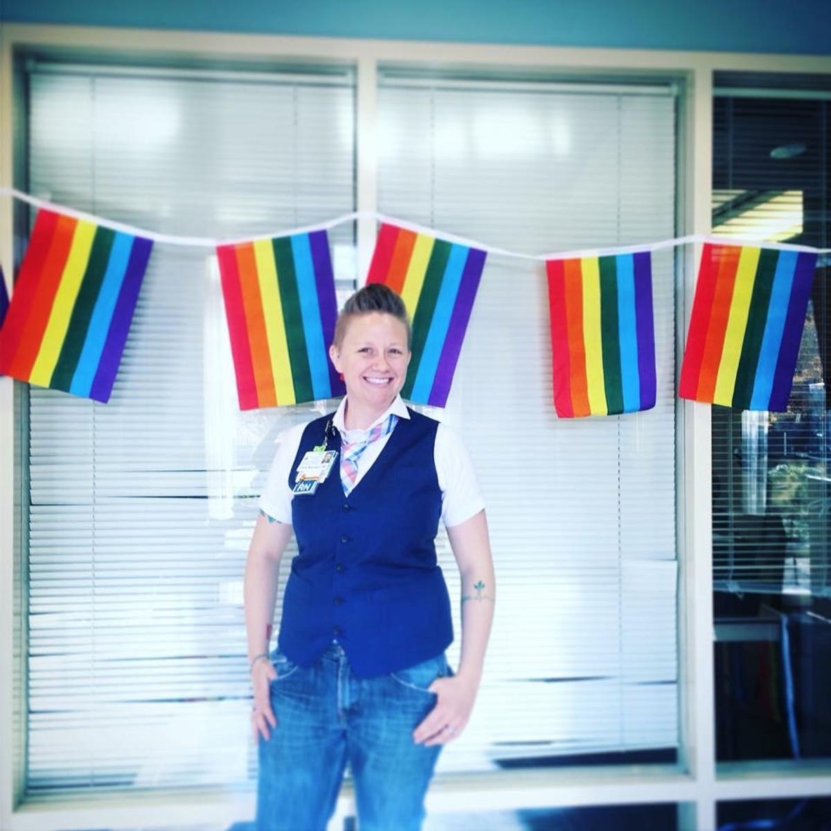 Episode 83: Clare the queer vegan activist nurse