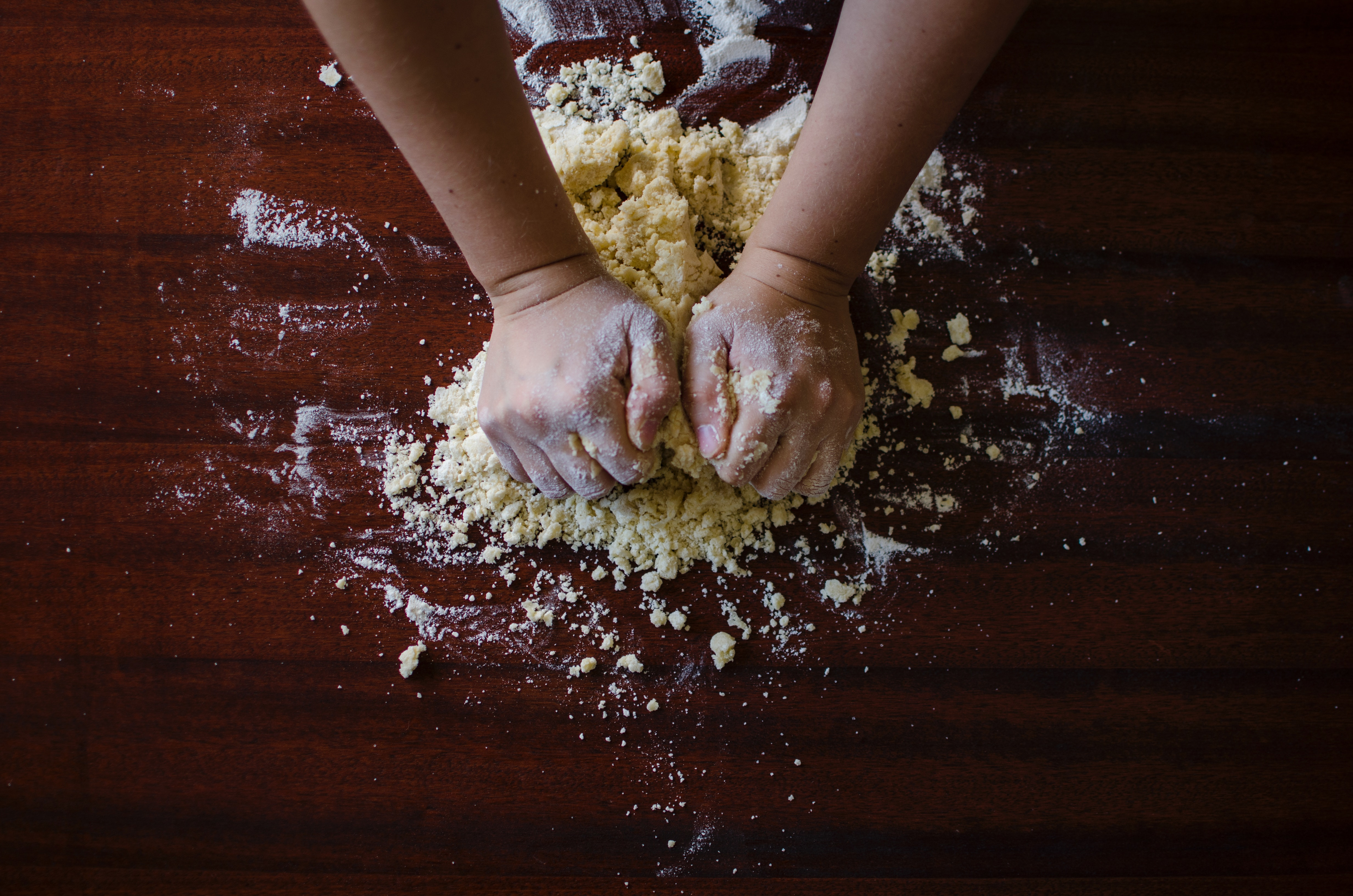 Ep 115: Giving back with Johnna the baker