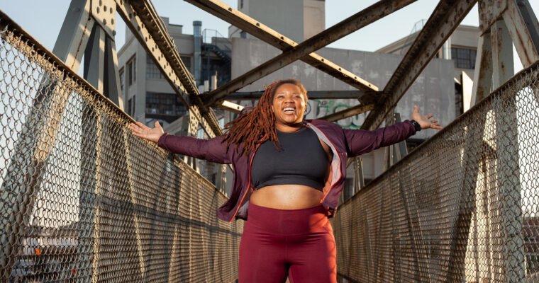 Ep 124: Ultra running & body positivity with Latoya