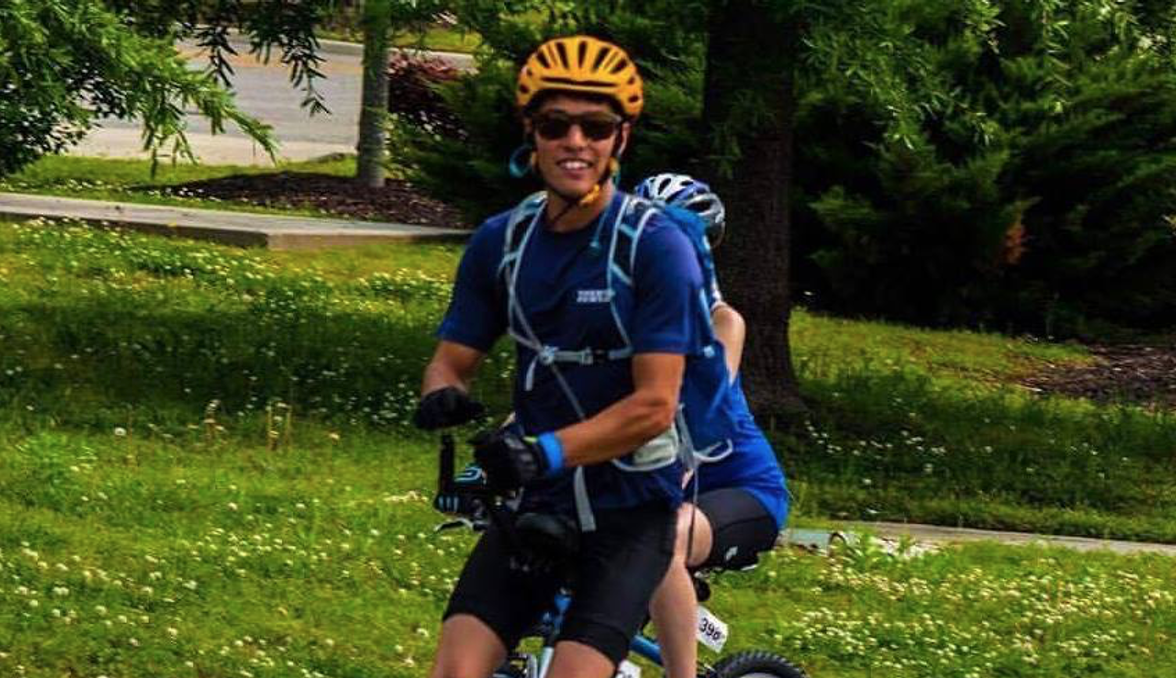 Ep 128: Unicycling with Scott and the Great Cycle Challenge