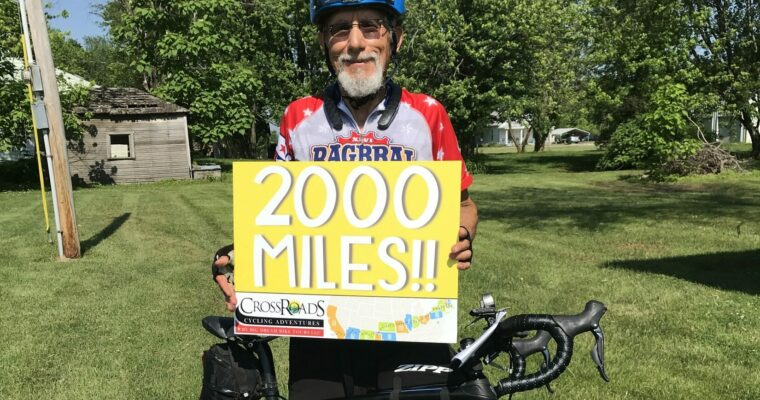 Ep 133: Charlie with the Great Cycle Challenge