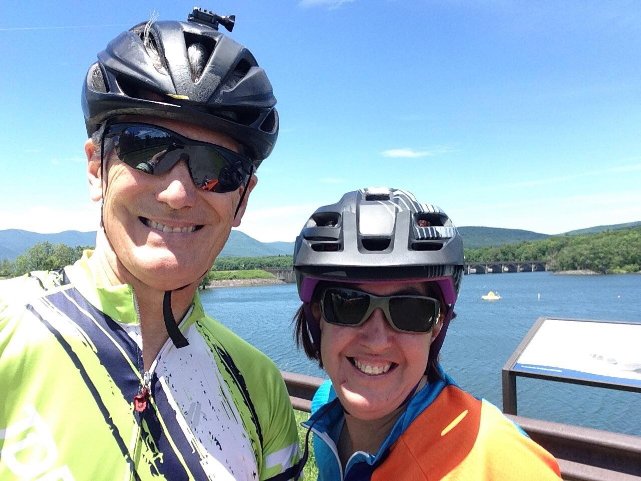 Ep 132: Melissa with the Great Cycle Challenge