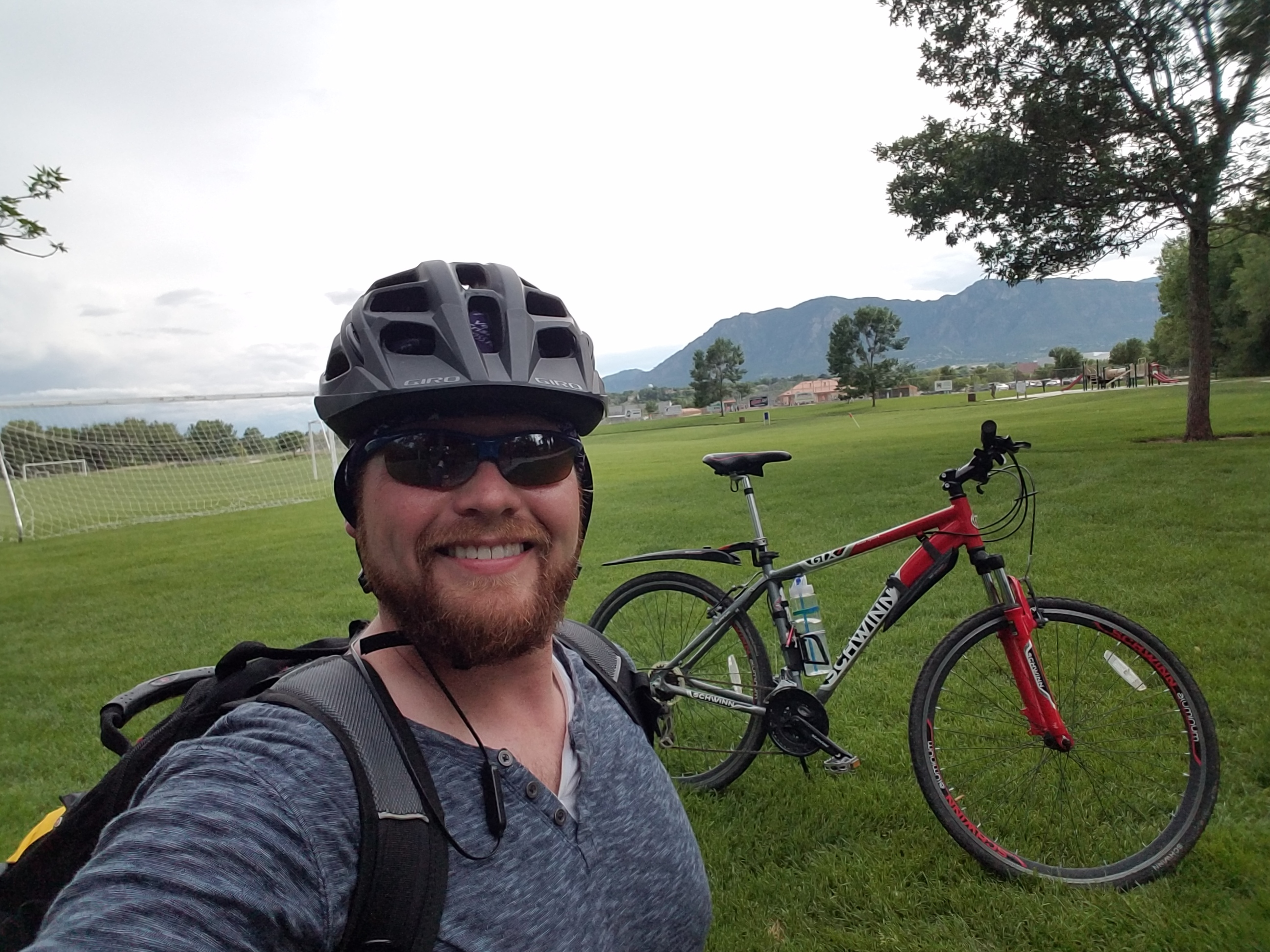 Ep 138: Chris with the Great Cycle Challenge