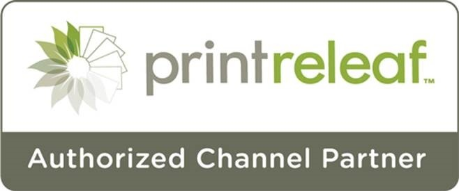 Print Releaf Partner Medallion