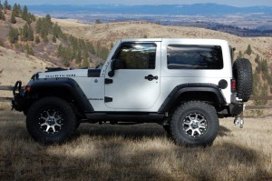 "Jeep Rubicon ""Casper"""