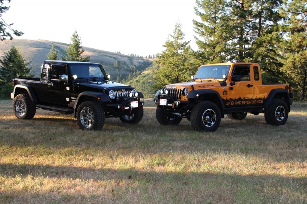 JK8 Jeep Wranglers