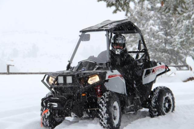 IdahoPilgrim Motorized Mania