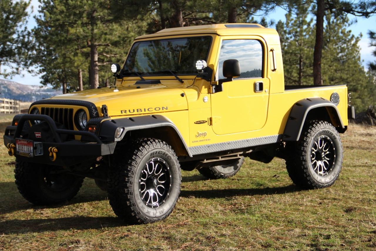 JK8 Jeep Wrangler Rubicon