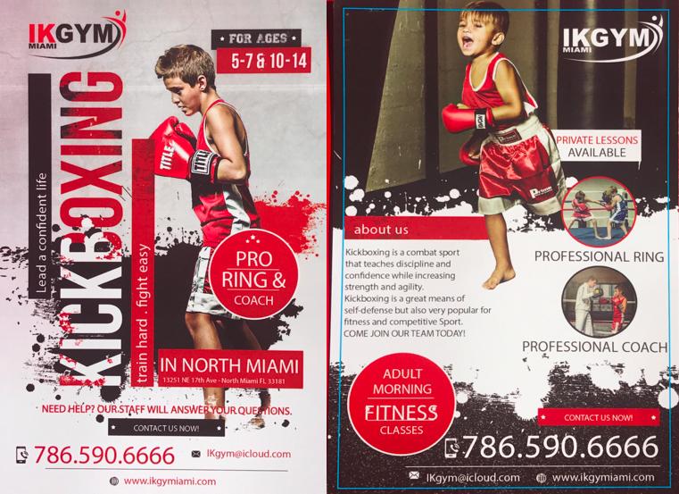 Kids Kickboxing Classes Miami