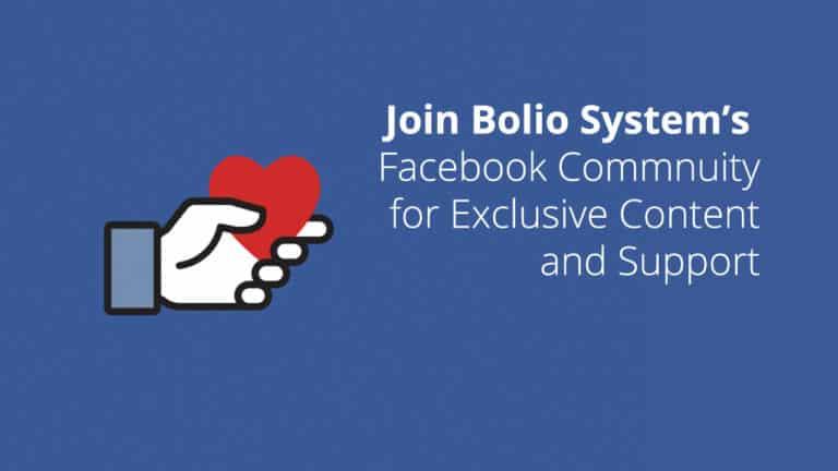 Bolio System Facebook Community