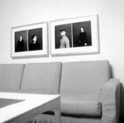 The band knew Jimmy was a rabid fan and that he worked in a motel along the interstate, but until they saw all the wall hangings replaced with their photos, they never considered that Jimmy might just be a little nuts as well.
