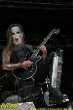 Behemoth - Sounds Of The Underground Mansfield, MA July 2006   Photos by Bruce Bettis