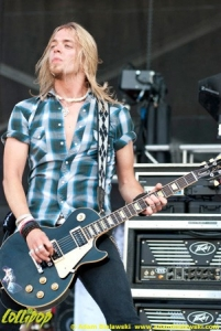 Black Stone Cherry - Rock on the Range Columbus, OH May 2012   Photos by Chris Casella