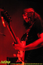 Brant Bjork - Skullys Music Diner Columbus, OH June 2005 | Photos by Chris Casella
