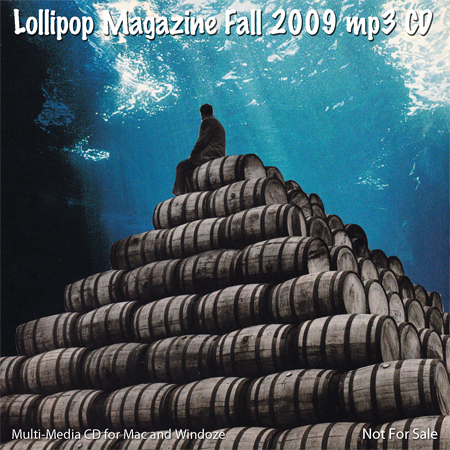 Fall 2009 Mp3 CD | Cover by Scott Hefflon