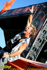Fozzy - Rockstar Uproar Fest Mansfield, MA August 2012 | Photos by Nikky Photography