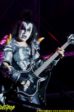 KISS - Hellfest Clisson, France June 2013 | Photos by Burcu Ergin
