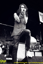 Mayday Parade - Warped Tour Mansfield, MA July 2014 | Photos by Nikky Photography