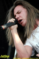 Red Jumpsuit Apparatus - Warped Tour Milwaukee, WI July 2007 | Photos by Alison Krick