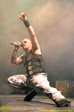 Sabaton - House of Blues Boston, MA March 2018 | Photos by Lisa Schuchmann