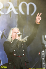 Saxon - Hellfest Clisson, France June 2017 | Photos by Burcu Ergin