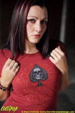 Laine Couture Skull & Spade | Photos by Dave Dawson