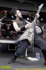 Static-X - Rock on the Range Columbus, OH May 2009 | Photos by Adam Bielawski