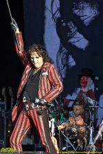 Alice Cooper - Hellfest Clisson, France June 2015 | Photos by Bruno Colliot