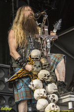 Black Label Society - Sonic Temple Festival Columbus, OH May 2019 | Photos by Chris Casella