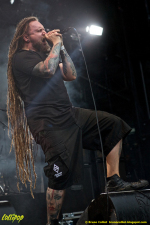 Decapitated - Motocultor Festival Brittany, France August 2019 | Photos by Bruno Colliot