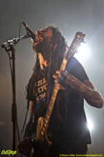 Dopethrone - Motocultor Festival Brittany, France August 2019 | Photos by Bruno Colliot