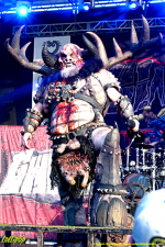GWAR - Louder Than Life Festival Louisville, KY September 2019 | Photos by Adam Bielawski