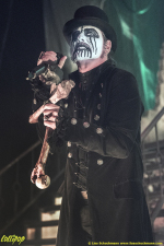 King Diamond - Palladium Worcester, MA November 2019 | Photos by Lisa Schuchmann