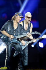 Scorpions - Hellfest Clisson, France June 2015 | Photos by Bruno Colliot