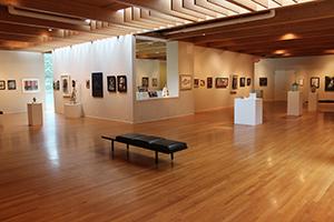 Mansfield Art Center Gallery.