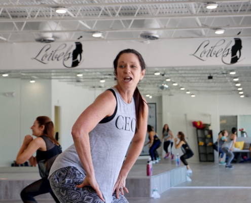 Body Sculpt Class with Patti